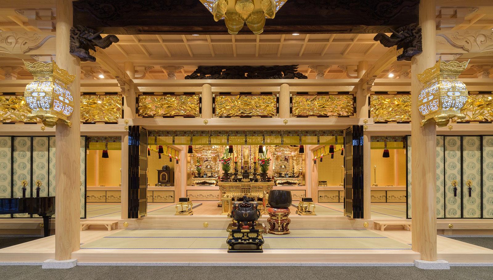 龍仙寺本堂